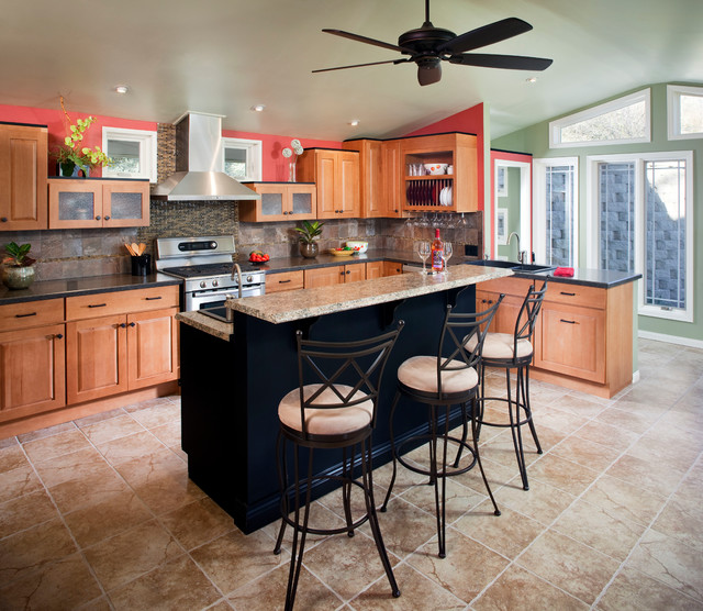 eclectic modern modern kitchen omaha cabinet factory outlet kitchens design omaha home