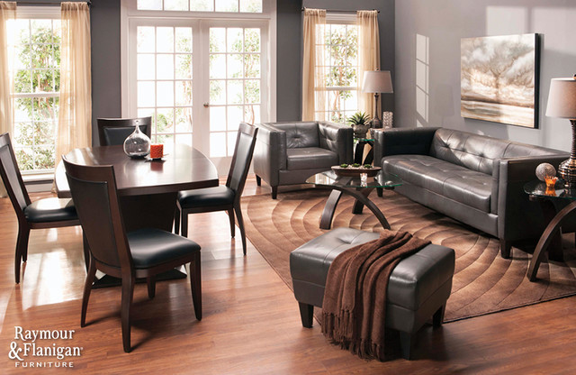 Bartolo Collection - raymour and flanigan living room sets
