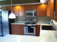 Cabinet Refacing - Modern - Kitchen - Denver - by R&R ...