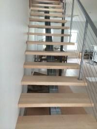 I Beam Staircase - Modern - Staircase - Philadelphia - by ...