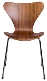 "Series 7 Arne Jacobsen ""Butterfly Chair"" Natural Wood ..."