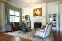 The Woodlands - Traditional - Living Room - Houston - by ...