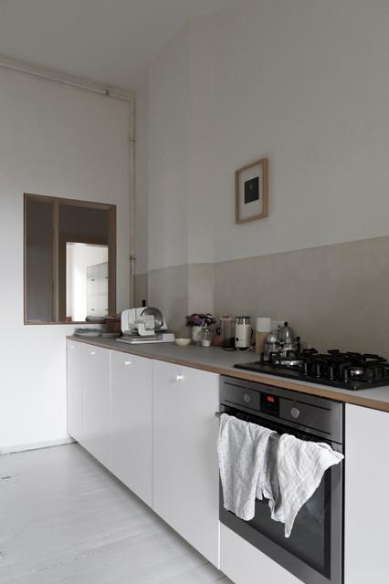 Kleine Küche Ohne Oberschränke
