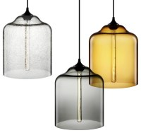 Niche Modern Bell Jar Modern Pendant - Pendant Lighting ...