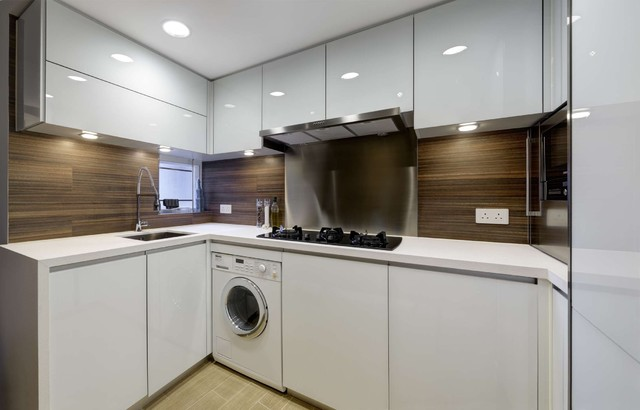 modern small warm apartment small modern kitchen design ideas remodel pictures houzz