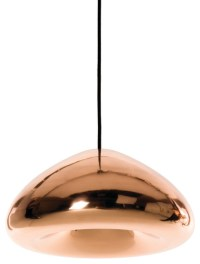 Void Pendant Lamp, Copper - Modern - Pendant Lighting - by ...