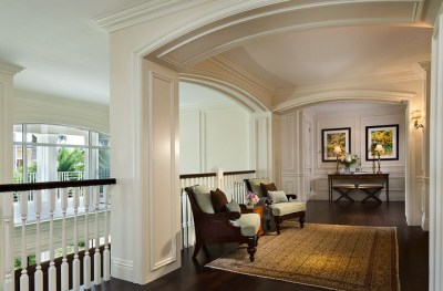 Private Residence in British Colonial style - Traditional - Entry - Miami - by Equilibrium ...