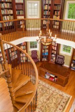Skokie Library Addition Traditional Living Room Chicago By