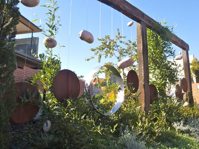 Garden Screen - Eclectic - Garden - Perth - by sustainable garden - sustainable garden design