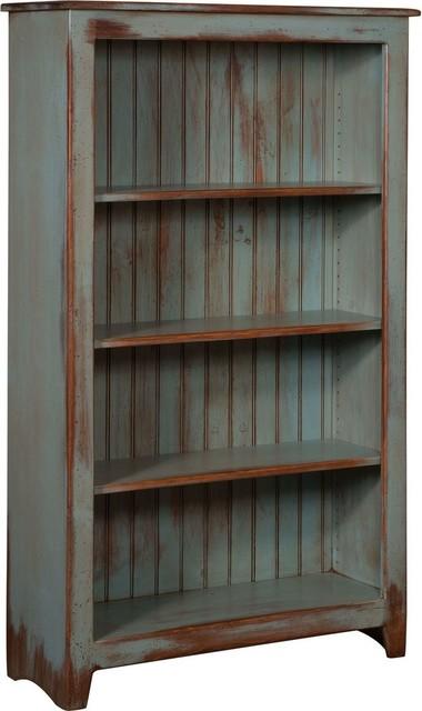 Cornelia Bookcase Distress Antique Farmhouse Bookcases