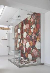 Tapeten von Wall&Deco, auch wasserfest fr in die Dusche ...