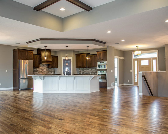 traditional kitchen design photos medium tone wood cabinets small traditional galley eat kitchen design photos medium