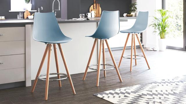 blue eames style bar stool contemporary bar stools kitchen stools blue bar stools kitchen contemporary blue bar stools blue