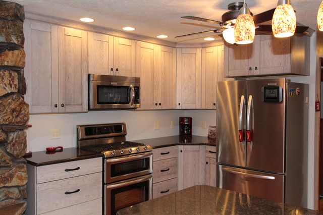 greys rustic kitchen omaha merritt quality cabinets kitchens design omaha home