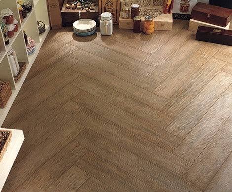 Tile Floors to Look like wood - Traditional - Living Room - New - tile floors in living room