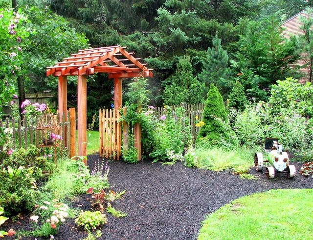 Garden Arbor - Traditional - Landscape - Boston - By Garden Tech