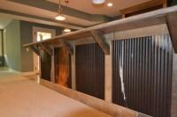 Custom Residence in Westfield #206 - Rustic - Basement ...