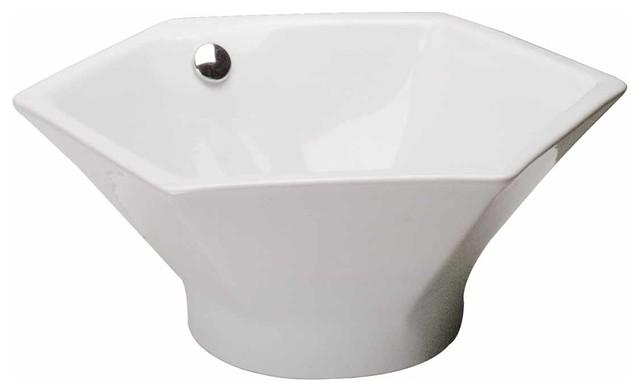 Hexagon Bathroom Sinks Home Ideas