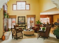 Brookfield - Traditional - Living Room - Milwaukee - by ...