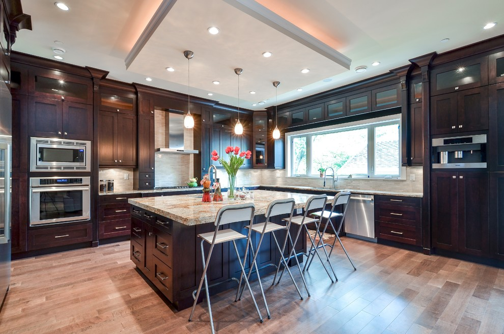 Gorgeous And Charming Kitchen Cabinets Vancouver