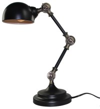 LNC 1-Light Retro Style Industrial Table Lamp Lighting ...