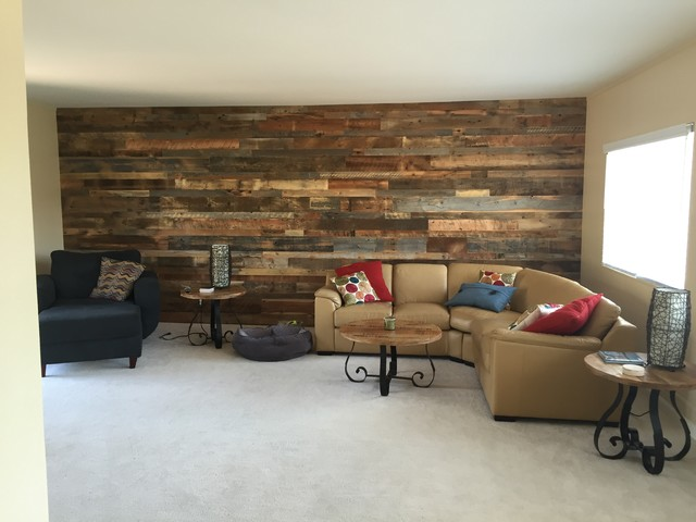 Beautiful Wood Walls - wood wall living room