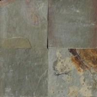 Earth Slate, China Lotus, Gauged, 4x4, Slate Tile ...