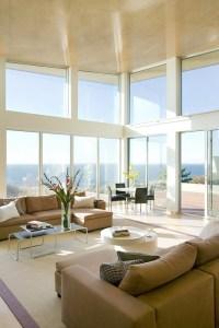 Oceanview Living - Modern - Living Room - Boston - by ...