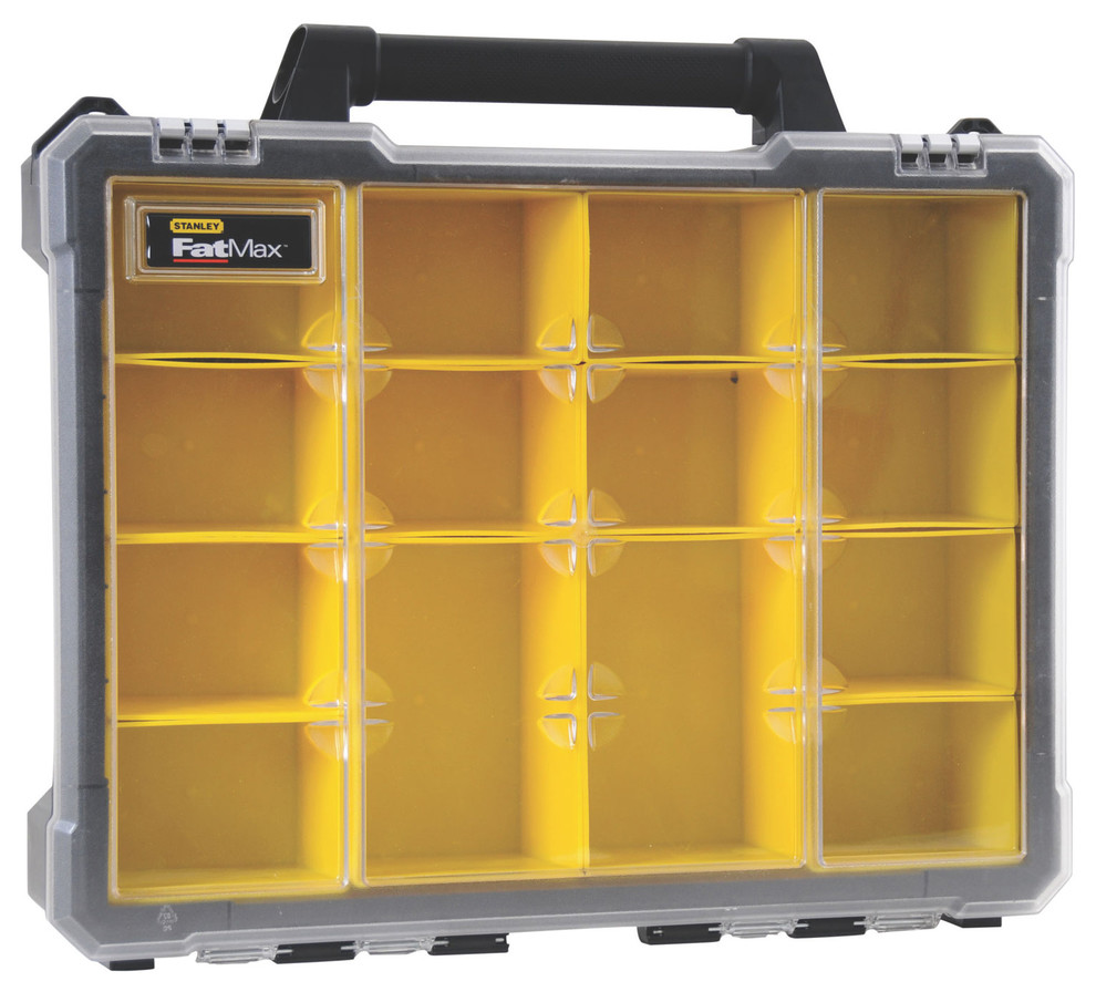 Stanley Fatmax Xtreme Professional Organizer Transitional Garage And Tool Storage By Jensen Byrd Co Inc
