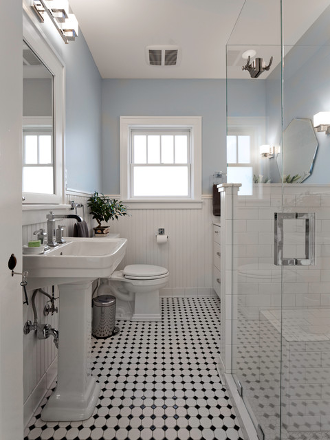 Yalecrest Residence Victorian Bathroom By Christa Pirl Interiors
