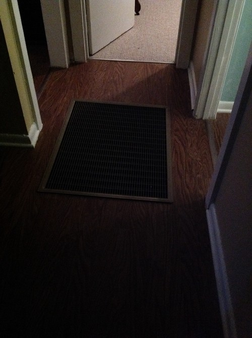 Houzz Rugs Floor Air Return Vent