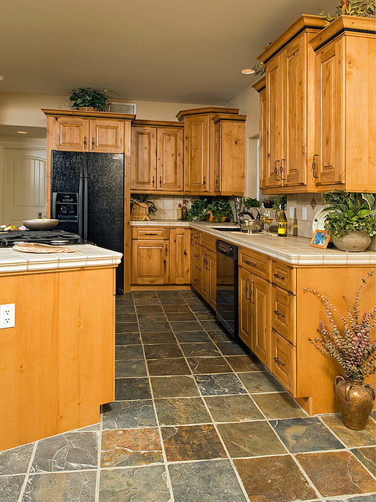 design ideas remodels photos tile countertops slate floors kitchen cabinets recycled kitchen design ideas
