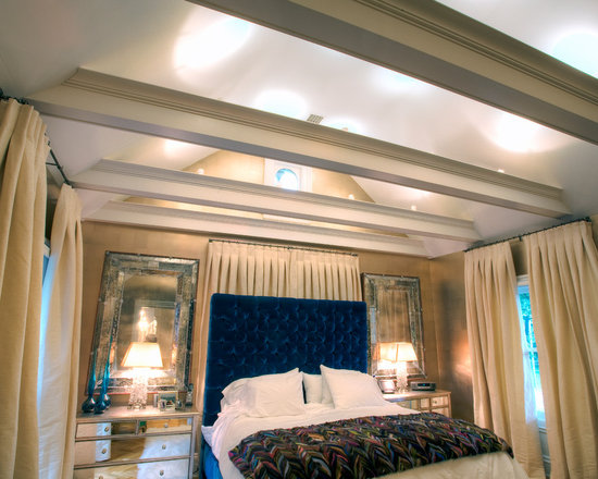 Coffin Ceiling Home Design Ideas, Pictures, Remodel and Decor