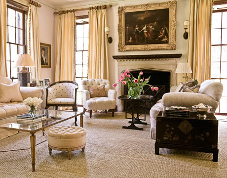 Living Room Decorating Ideas - Living Room Designs - House - traditional living room ideas