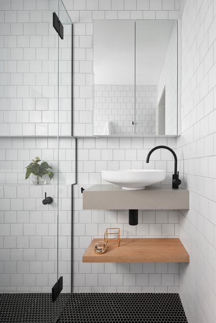 Kamar Mandi Outdoor Minimalis 7 Considerations When Planing An Ensuite | Houzz