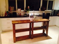 6ft Barn Style Farm House Style Rustic Kitchen Island ...