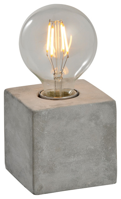 Tischlampe Beton Katerina Table Lamp, Concrete - Industrial - Table Lamps