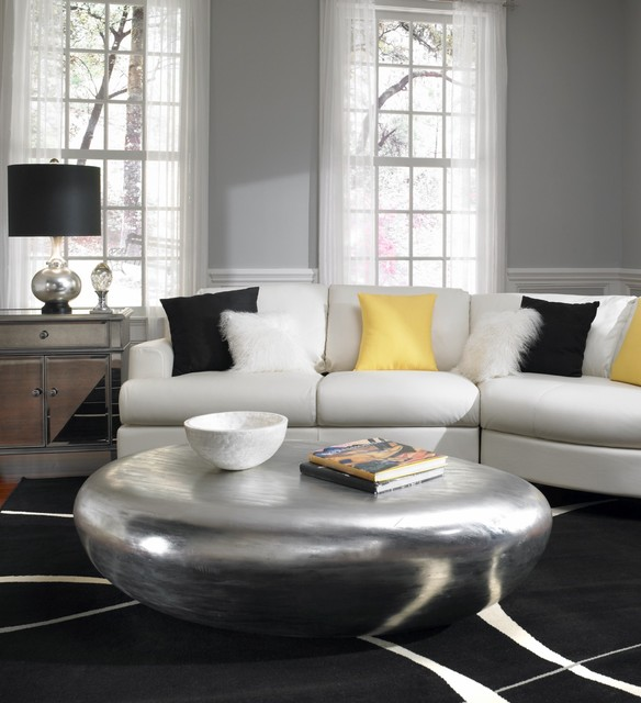 Riverstone Tables - Contemporary - Living Room - Raleigh - by - contemporary tables for living