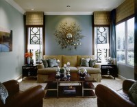 Robeson Design Living Room - Contemporary - Living Room ...