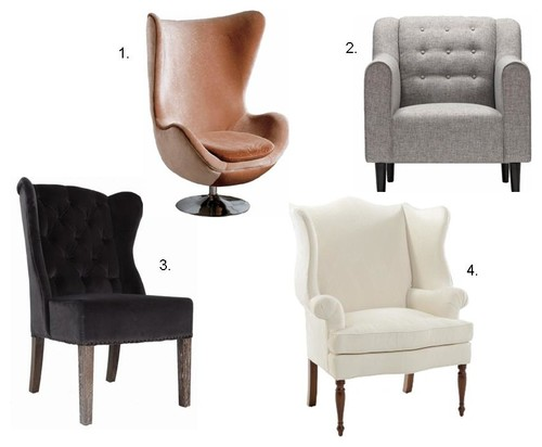 Which Chair Best Describes Your Style?