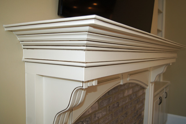 Kitchen Cabinet In Atlanta Bookcases And Fireplace Mantels - Traditional - Atlanta