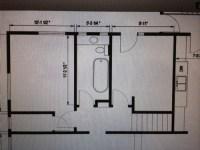 Need Help with 5 X 11 Bathroom Layout!
