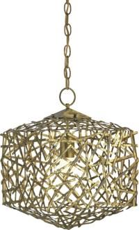 Confetti Cube Pendant