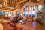Ranch Home Open Floor Plan Kitchen Living Room