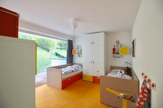 Gemeinsames Kinderzimmer für Junge \ Mädchen - Modern - babyzimmer madchen und junge