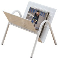 Magazine Rack - Contemporary - Magazine Racks - by Monarch ...