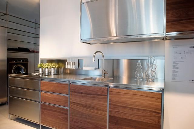 NEU Meccanica Inox - Industrial - Küche - Frankfurt am Main - von - kuchen utensilien artematica inox valcucine