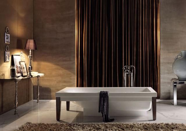 download freistehende badewanne raffinierten look | vitaplaza.info ... - Freistehende Badewanne Raffinierten Look