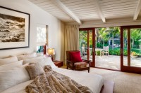Butterfly Beach Villa - Midcentury - Bedroom - Santa ...