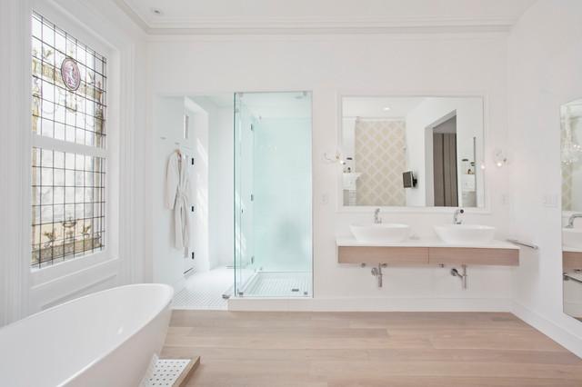 ... 9th And Hudson   Klassisch Modern   Badezimmer   New York   Von   Badezimmer  Jensen ...
